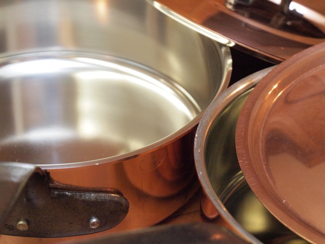 Getting Into Copper Cookware Hungry Onion