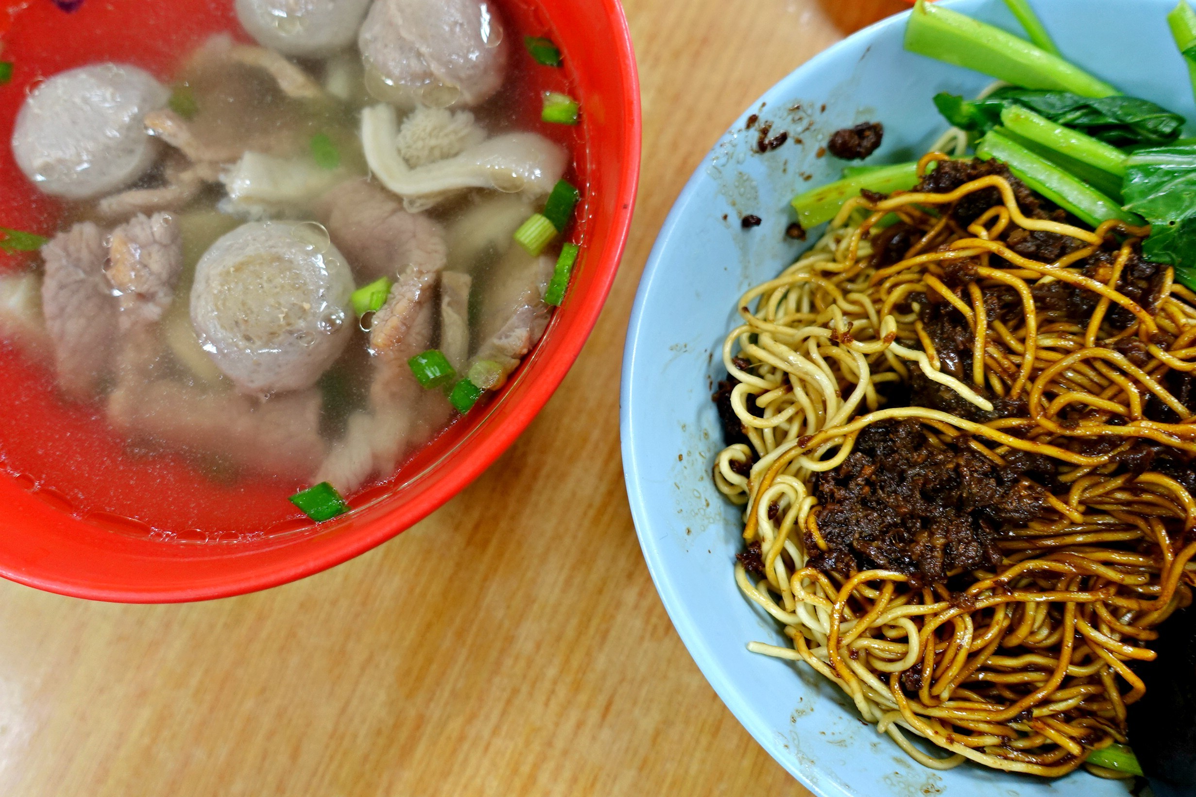 Kuala Lumpur] Soong Kee Beef Noodles (颂记牛肉丸粉) at Jalan Tun HS Lee - Asia  Pacific - Hungry Onion